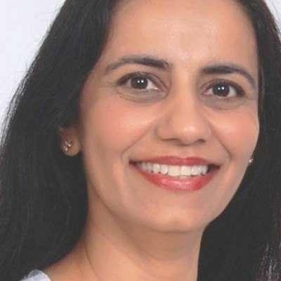 Dr. Sonal Tuli Portrait