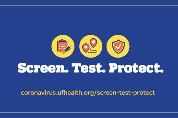 Screen, Test & Protect
