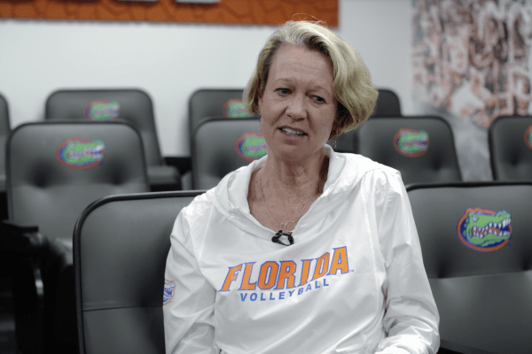 Mary Wise, Gators Volleyball Head Coach