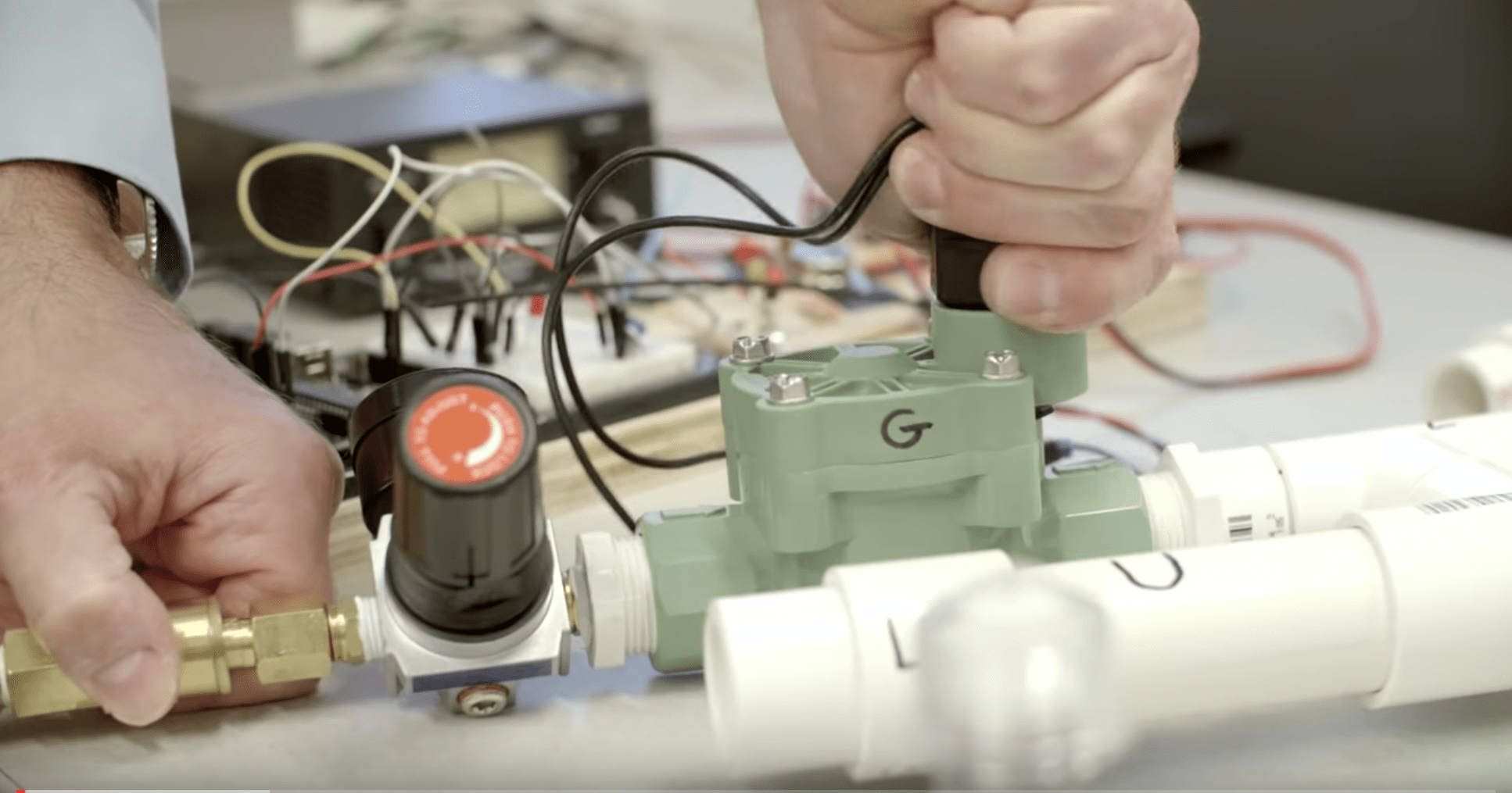Open Source Ventilator