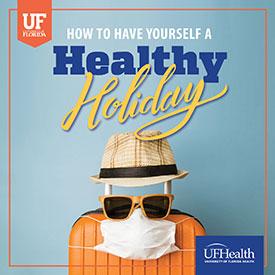 Healthy Holiday Social Media Example
