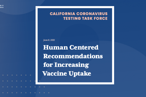 Graphic for Human Centered Recommendations for Increasing Vaccine Uptake